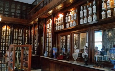 L'histoire de la pharmacie à nos jours