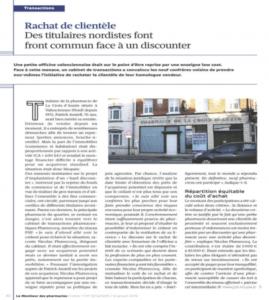 article de journal plumecocq