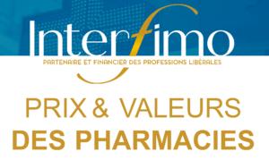 prix et valeurs des pharmacies