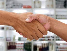 Transaction pharmaceutique Buironfosse